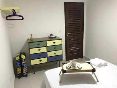 Photo for Nice apartment on the sea side of Tambaú