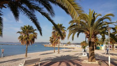 Photo for APARTMENT STANDING 3 P PARKING 83m CLIM-10 MN BEACHES