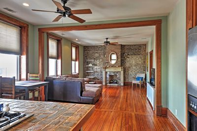 You're in for a treat when you reserve this amazing Savannah vacation rental condo!