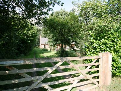 Photo for Woodland Country Home In The Beautiful Norfolk Brecklands, Pet Friendly