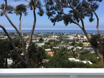 Photo for Jane's Stunning Oceanview Craftsman in the village Of La Jolla - Walk To All!