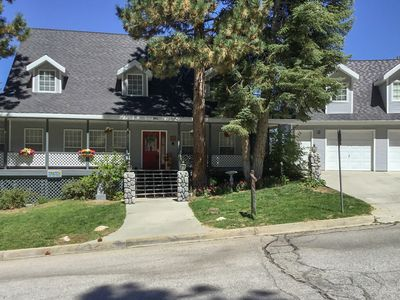 Photo for NEW LISTING! Modern home w/private hot tub&pool table-close to downtown/lake/ski