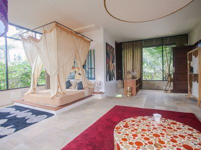 Photo for Dreamy Treetop Loft in the Rice Fields!