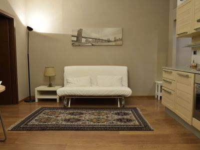 Photo for Nice apartment 50 meters from Metro Red Line MM Villa San Giovanni