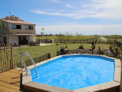 Photo for Camargue house ideally located for holidays with friends or family