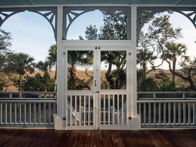Photo for Pelican Pointe - Edisto Island Luxury; Ocean/Creek Views and Private Dock