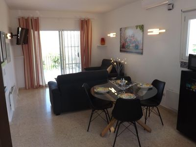 Photo for Long Term Winter Rental.  Fantastic 2 Bed Family Apartment with  Communal Pool