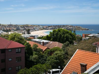 Photo for Bondi Beach Flat with Exceptional Views
