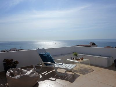 Photo for Magnificent views of Albufeira and the Sea