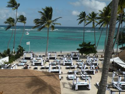 Photo for Lavish Beach Front 3 Bedroom Suite - Lowest All Inclusive Rates - $72.50!!