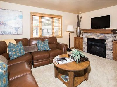 Photo for Well-Appointed Jupiter Inn rental. Winter in-town shuttle. Close to the slopes.