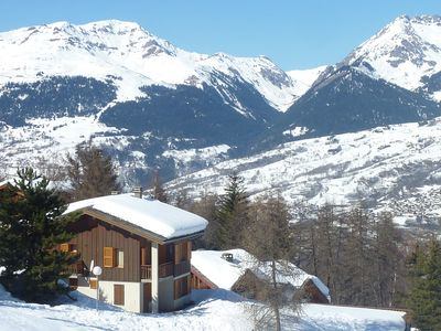 Photo for Checkmarks field of Plagne - appt 6p - Rental from Sunday to Sunday