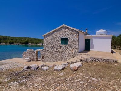Photo for Secluded fisherman's cottage Cove Soline bay - Soline (Pašman) - 499