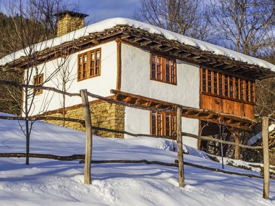 Photo for Winter Experience In Authentic House - Karashka
