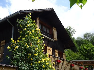 Photo for Annecy Talloires, Chalet LA SCIERIE exceptional quiet setting insured