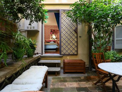 Photo for COSY BRERA - a little peaceful gem with terrace