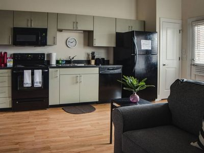 Photo for NODA 1BR APT - STEPS TO DINING & ENTERTAINMENT