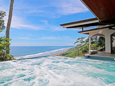 Photo for WOW! Walk to the beach! Insane ocean View! Perfect Location! New Luxury Villa!