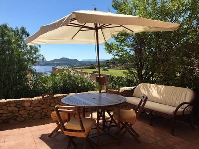 Photo for SEA VIEW A PORTISCO Costa Smeralda