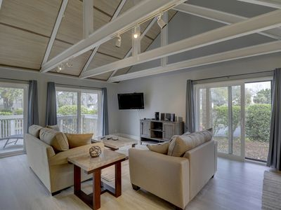 Photo for Premier vacation rental w/ a big deck, a shared pool, and a great location!