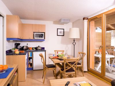 Photo for Résidence Le Parc des Airelles *** - One-room apartment for 3 people with disabilities