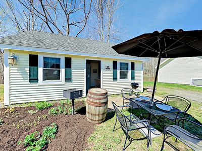Photo for Enjoy On-Site Craft Brewery - Cozy 2BR Brewer's Cottage w/ Patio & Grill