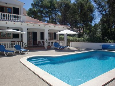 Photo for Beautiful 3 bedroom villa with private pool