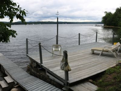 Photo for 4BR House Vacation Rental in Piseco, New York