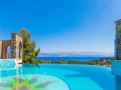 Photo for Villa Sole Kassiopi Corfu