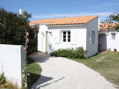 Photo for Spacious and nice house with planted garden close to harbour and market