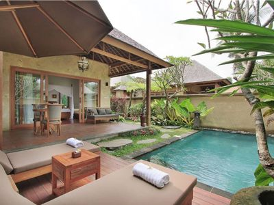 Photo for GrahaSandat Luxurious Private Pool Vila UbudCenter