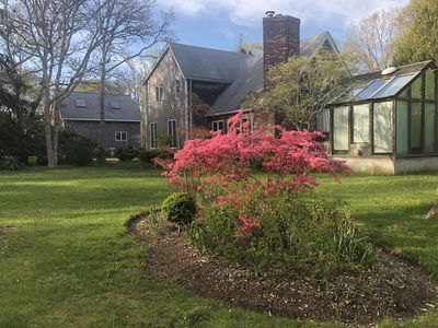 Photo for Beautifully maintained three bedroom West Tisbury residence on 2 acres