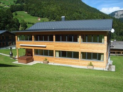 Photo for **** 4 Edelweiss: 2 bedrooms, kitchen, bathroom, conservatory, sauna, elevator