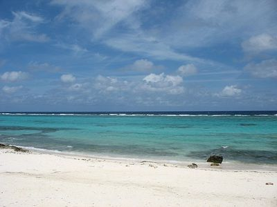 Crystal Clear Water and White Sand Beaches