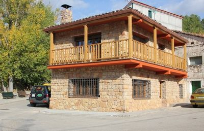 Photo for Rural house (full rental) El Rincón del Juez for 9 people