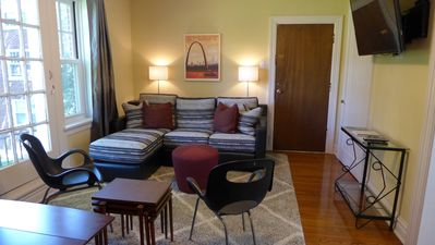 Photo for Shaw Neighborhood: Cozy Delight Across From Tower Grove Park