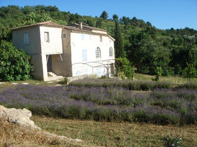 Photo for 4BR Country House / Chateau Vacation Rental in Apt, Provence-Alpes-Côte d'Azur