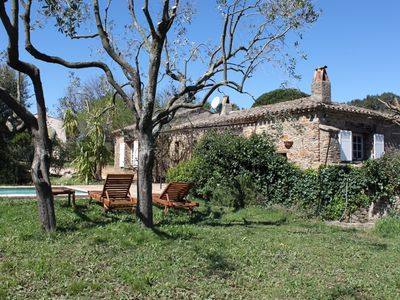 Photo for 3BR House Vacation Rental in Grimaud, Provence-Alpes-Côte-D'Azur