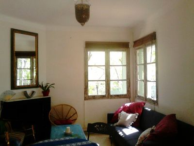 Photo for Charming house, in a very quiet area of a costal village in the south of France