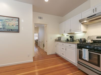 Photo for #148 Charming Furnished 1bd (w/ prk) on a Quiet Russian Hill Lane