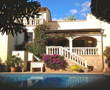 Photo for 5BR Villa Vacation Rental in Capdepera, PM