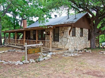 Photo for 1BR Cabin Vacation Rental in Hunt, Texas