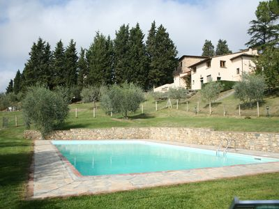 Photo for 1 bedroom accommodation in Montespertoli