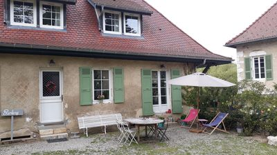 Photo for Les Charmilles, 5 minutes walk from the beach Sévrier