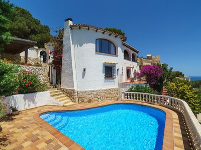Photo for Vacation home Marieta  in Jávea, Costa Blanca - 6 persons, 3 bedrooms