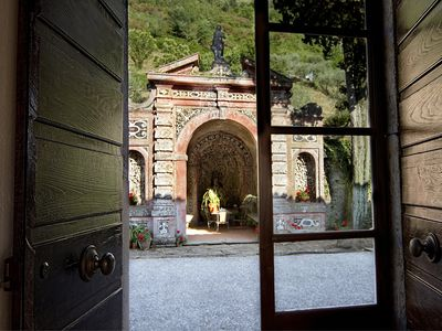 Photo for Historic panoramic villa near Lucca for 12 people