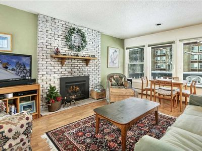Photo for Quiet, Economical Vail Condo in Sandstone area, steps to Free Vail Shuttle | Sandstone 70 12B