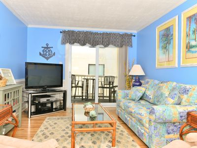 Photo for WOW! ALL-NEW on the OCEAN! Top Location * PRIVATE BALCONY  * OCEAN VIEW * KEURIG