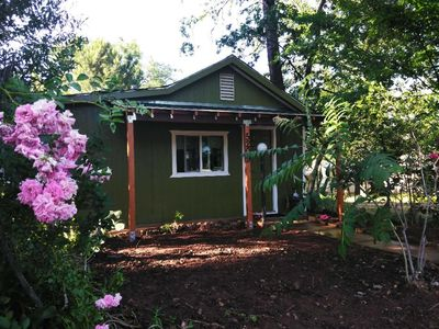 Newly Renovated Shasta Cabin near Dam/ Hiway. Perfect for family or group.