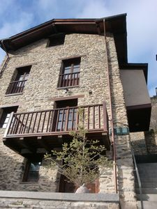 Gite 3 ears in Pal, Andorra, typical of high mountain village re